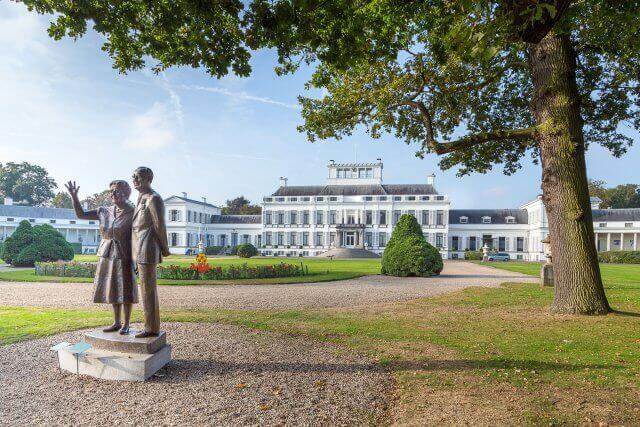 Project Onderhoud bomen Paleispark Soestdijk